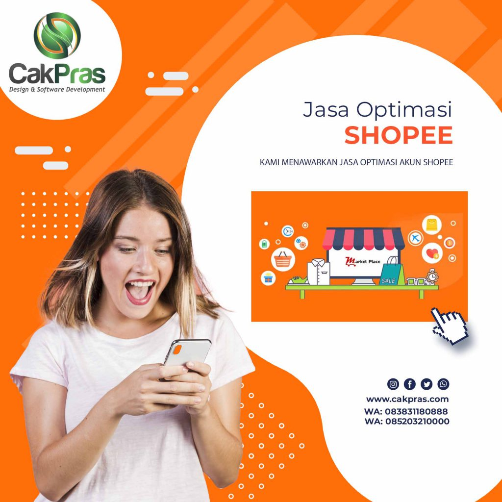 jasa optimasi shopee